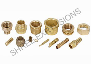 Brass Rod Application