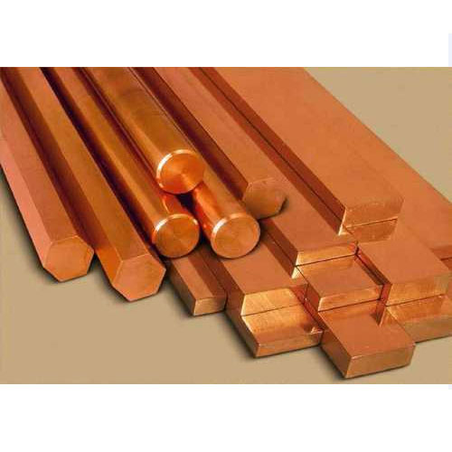 Copper Rods Profile